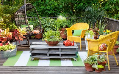 Top 5 Best DIY Garden Ideas