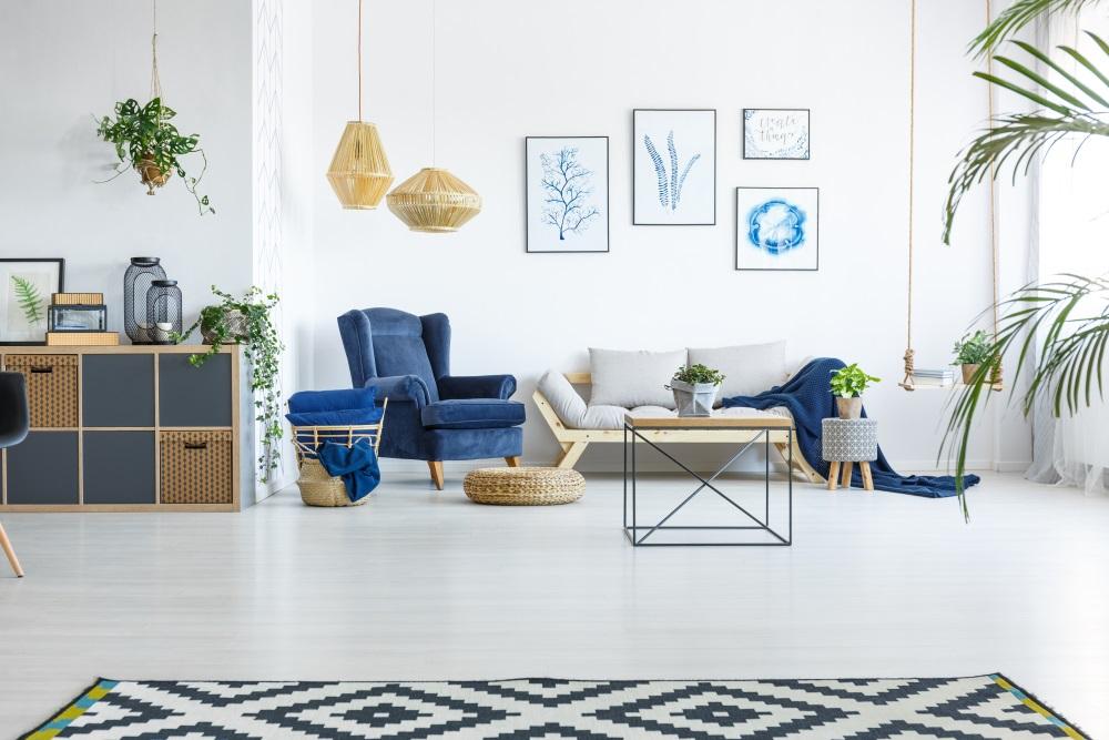 Easy Tips For designing a lovely Big Living Room